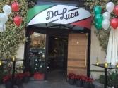Entrada con Globos Restaurante Italiano Da Luca